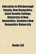 Education in Hillsborough County, New Hampshire: Saint Anselm College