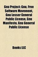 GNU Project: Gnu General Public License
