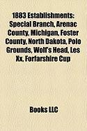 1883 Establishments: Polo Grounds