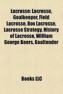 Lacrosse: Field Lacrosse