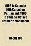 1906 in Canada: 10th Canadian Parliament