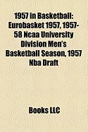 1957 in Basketball: Eurobasket 1957