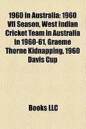 1960 in Australia: 1960 Vfl Season