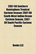 2007-08 Southern Hemisphere Tropical Cyclone Season: 2007-08 South-West Indian Ocean Cyclone Season