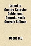 Lumpkin County, Georgia: Dahlonega, Georgia, North Georgia College