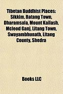 Tibetan Buddhist Places: Sikkim, Batang Town, Dharamsala, Mount Kailash, McLeod Ganj, Litang Town, Swayambhunath, Litang County, Shedra