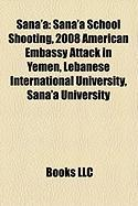 Sana'a: Sana'a School Shooting, 2008 American Embassy Attack in Yemen, Lebanese International University, Sana'a University