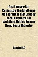 East Lindsey: RAF Coningsby, Theddlethorpe Gas Terminal, East Lindsey Local Elections, RAF Wainfleet, Keith's Rescue Dogs, South Tho