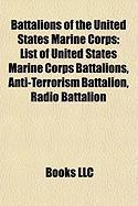 Battalions of the United States Marine Corps: List of United States Marine Corps Battalions, Anti-Terrorism Battalion, Radio Battalion