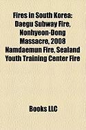 Fires in South Korea: Daegu Subway Fire, Nonhyeon-Dong Massacre, 2008 Namdaemun Fire, Sealand Youth Training Center Fire