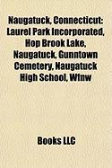 Naugatuck, Connecticut: Laurel Park Incorporated, Hop Brook Lake, Naugatuck, Gunntown Cemetery, Naugatuck High School, Wfnw