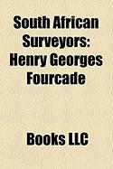 South African Surveyors: Henry Georges Fourcade