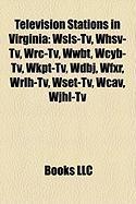 Television Stations in Virginia: Wsls-TV, Whsv-TV, Wrc-TV, Wwbt, Wcyb-TV, Wkpt-TV, Wdbj, Wfxr, Wrlh-TV, Wset-TV, Wcav, Wjhl-TV