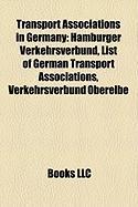 Transport Associations in Germany: Hamburger Verkehrsverbund, List of German Transport Associations, Verkehrsverbund Oberelbe