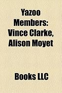 Yazoo Members: Vince Clarke, Alison Moyet