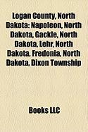 Logan County, North Dakota: Napoleon, North Dakota, Gackle, North Dakota, Lehr, North Dakota, Fredonia, North Dakota, Dixon Township