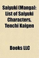 Saiyuki (Manga): List of Saiyuki Characters, Tenchi Kaigen