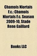 Chamois Niortais F.C.: Chamois Niortais F.C. Season 2009-10, Stade Rene Gaillard