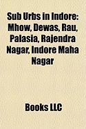 Sub Urbs in Indore: Mhow, Dewas, Rau, Palasia, Rajendra Nagar, Indore Maha Nagar
