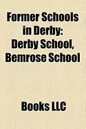 Former Schools in Derby: Derby School, Bemrose School