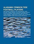 Alabama Crimson Tide Football Players