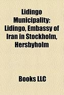 Lidingo Municipality: Lidingo, Embassy of Iran in Stockholm, Hersbyholm