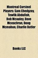 Montreal Carsteel Players: Sam Chedgzoy, Tewfik Abdullah, Bob McAuley, Dave McEachran, Doug McMahon, Charlie Butler