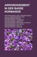 Arrondissement in Der Basse-Normandie