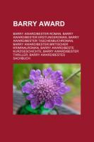 Barry Award