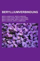Berylliumverbindung