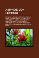 Amphoe Von Lopburi
