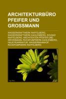 Architekturbüro Pfeifer Und Großmann