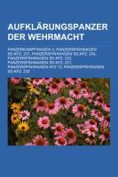 Aufklärungspanzer Der Wehrmacht