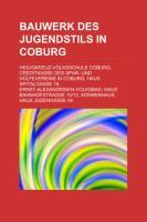 Bauwerk Des Jugendstils in Coburg