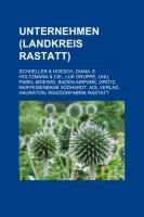 Unternehmen (Landkreis Rastatt)