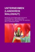 Unternehmen (Landkreis Waldshut)