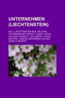 Unternehmen (Liechtenstein)