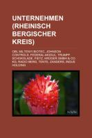 Unternehmen (Rheinisch-Bergischer Kreis)