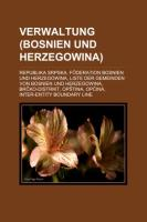 Verwaltung (Bosnien Und Herzegowina)