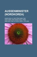 Außenminister (Nordkorea)