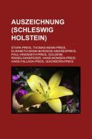 Auszeichnung (Schleswig-Holstein)