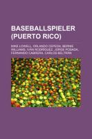 Baseballspieler (Puerto Rico)