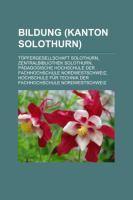 Bildung (Kanton Solothurn)