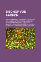 Bischof Von Aachen