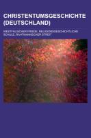 Christentumsgeschichte (Deutschland)