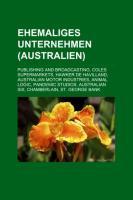 Ehemaliges Unternehmen (Australien)