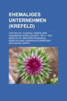 Ehemaliges Unternehmen (Krefeld)