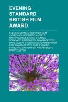 Evening Standard British Film Award