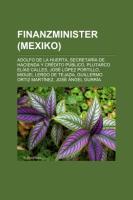Finanzminister (Mexiko)