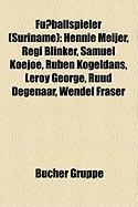 Fußballspieler (Suriname)